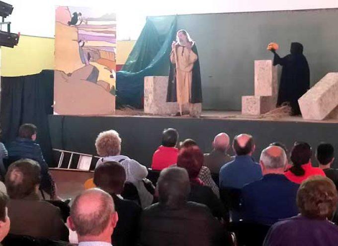 El teatro vuelve a Fuenterrebollo con la compañía `Ponte a la Cola´