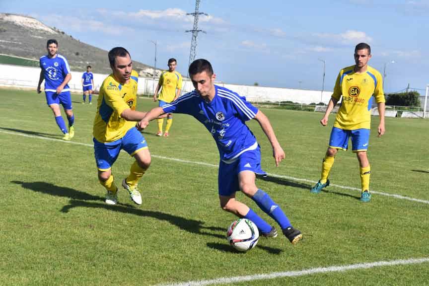 CD Cuéllar- fútbol