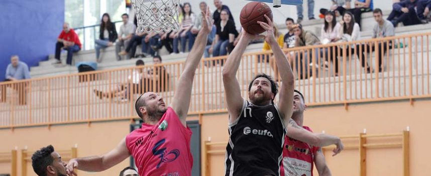El Cuéllar Basket Team jugará el domingo la final de la liga senior masculina provincial