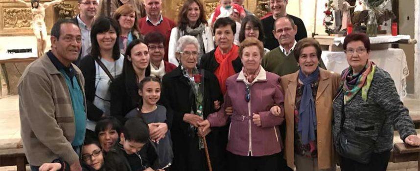 Lovingos homenajeó a Máxima Verdugo en su 100 cumpleaños