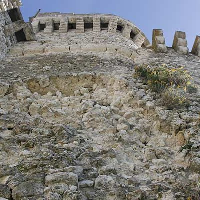 El PSOE reclama a la Junta que actúe sobre el Castillo de Cuéllar para frenar su deterioro