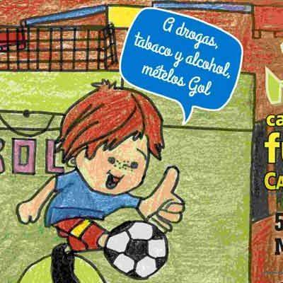 Cuarenta equipos se darán cita en el XXI Campeonato de Fútbol 7 de Carbonero el Mayor