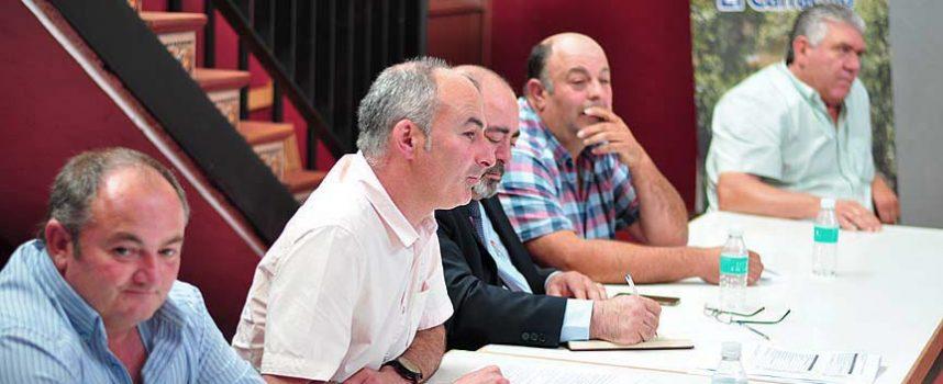 Los regantes de El Carracillo instan a la Junta a acelerar las obras de mejora del regadío y finalizar el proyecto en 2020