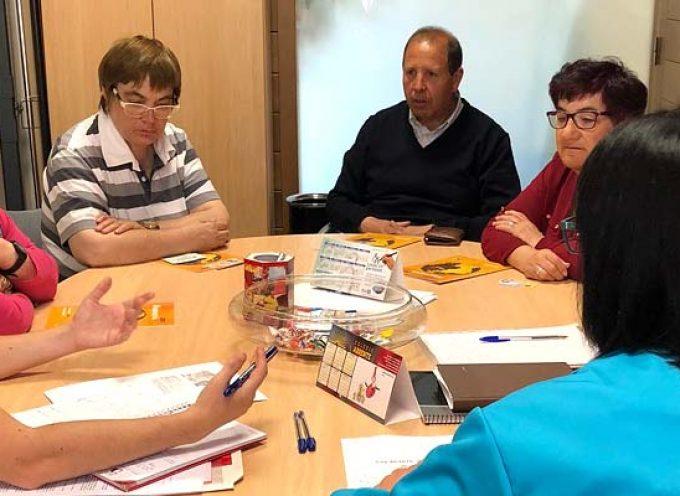 Fundación Personas Cuéllar pone en marcha su proyecto `Somos voluntarios´
