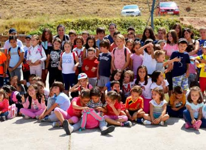 Los programas de Escuelas Campesinas, Ismur y CAS llegarán a los niños de la comarca cuellarana