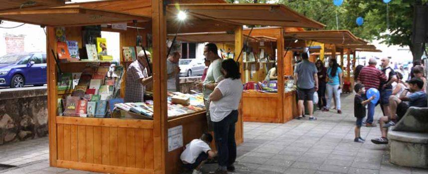 Los libros clásicos protagonizarán la XI Feria del Libro de Cuéllar