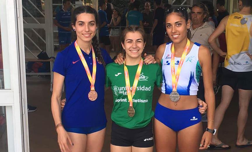 Ángela-García-oro-campeonato-España-Atletismo