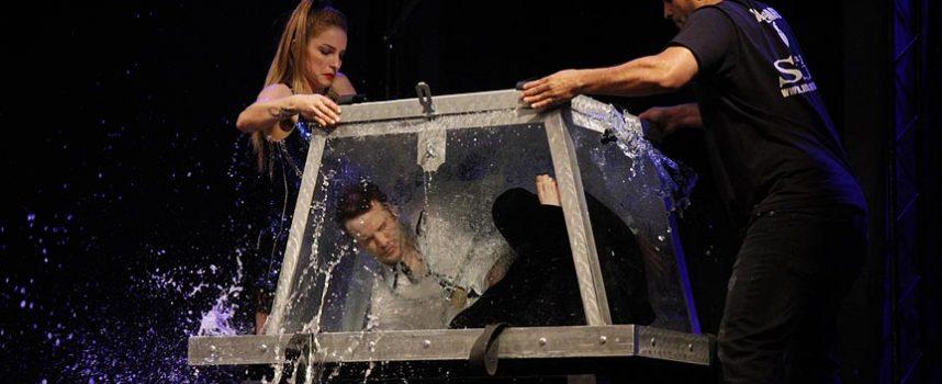 La magia y el humor de Mag Marín clausuraron con éxito el III Festival de Magia de Cuéllar