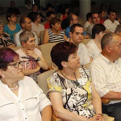 Fundación Personas celebró una jornada de convivencia entre usuarios, familias y profesionales