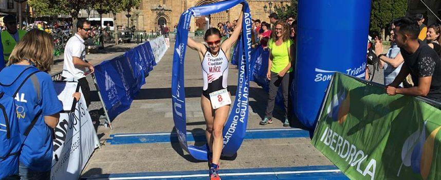 Marina Muñoz vence en Aguilar de Campoo y se clasifica para el Campeonato de España