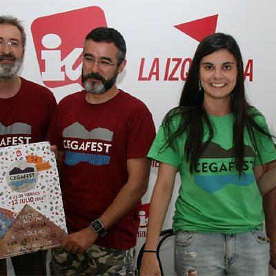 Música y conferencias en defensa del rio Cega en el III Cegafest