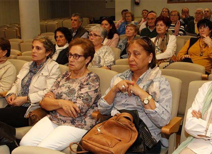 La Universidad de la Experiencia clausuró su décimo quinto curso en la sección de Cuéllar