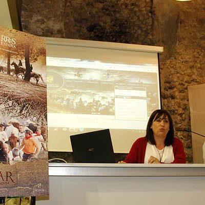 Los encierros de Cuéllar cuentan ya con su propia página web y presencia en redes sociales