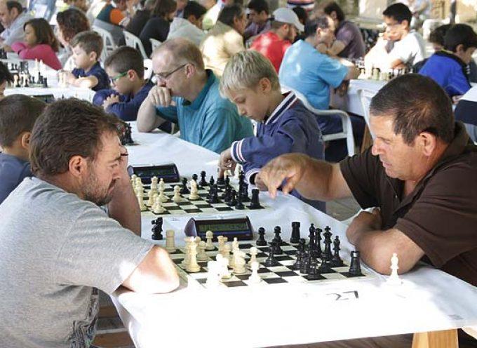 El vallisoletano Rubén González fue el ganador del VI Torneo de Ajedrez `Villa de Cuéllar´