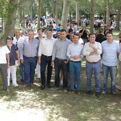 La Comunidad de Villa y Tierra reunió a más de 600 personas en su fiesta en Montemayor de Pililla