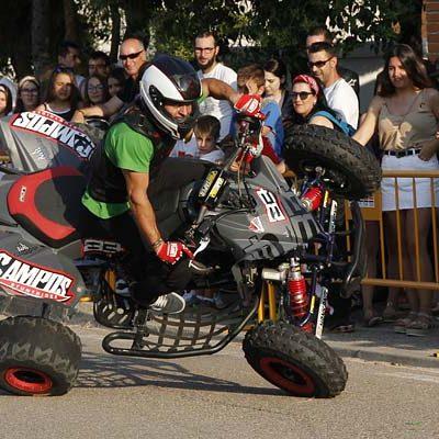"""Casi 200 """"pedreros"""" se reunieron en la concentración de motos de Campaspero"""