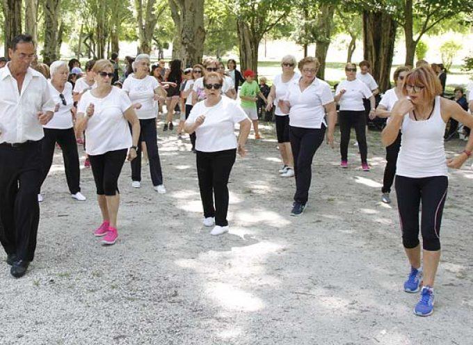 El Centro de Día promueve una nueva jornada de encuentro en la Huerta del Duque