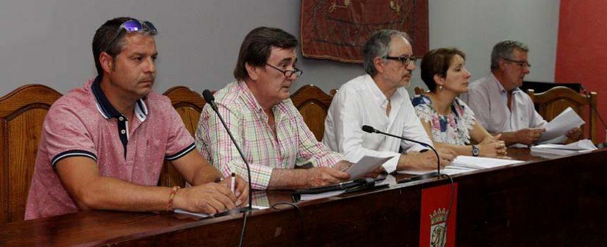 Villa y Tierra invertirá 13.000 euros en 2019 en la mejora del alumbrado de su polígono