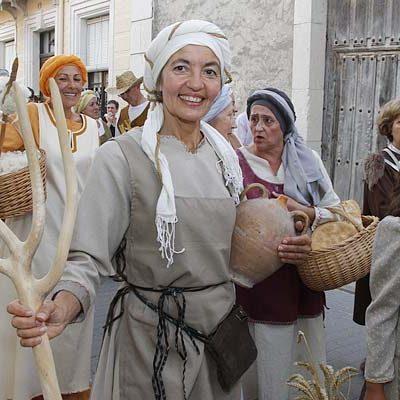 Campaspero volvió a la Edad Media para rememorar su origen