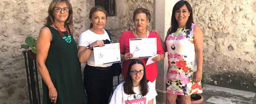 Medio Ambiente y Turismo entregan los premios del certamen `Cuéllar ponte guapa´