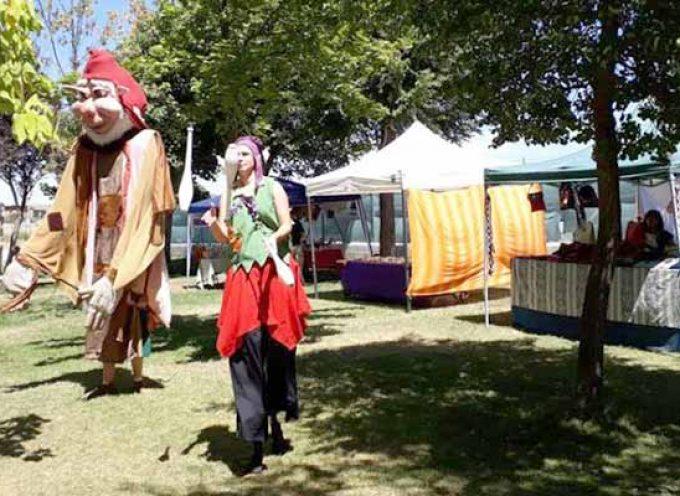 Las actividades deportivas y la Feria de Artesanía protagonizan los próximos días en Fuenterrebollo