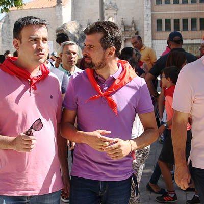El PSOE reivindicará en las Cortes un auditorio y la construcción del nuevo centro de salud de Cuéllar