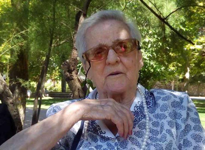 La cuellarana Ana Suárez celebró su centenario rodeada de su familia