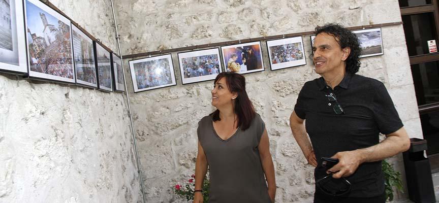 Exposición-Encierros-Cuéllar-Enrique-Madroño
