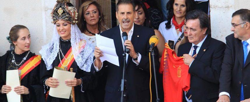 Gómez Perlado abre las fiestas más internacionales de Cuéllar