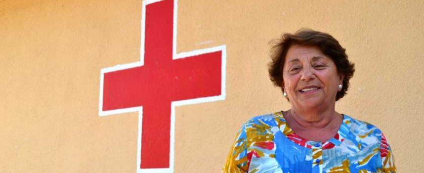 María Dolores Jiménez de Muñana, nueva Presidenta Local de Cruz Roja en Cuéllar