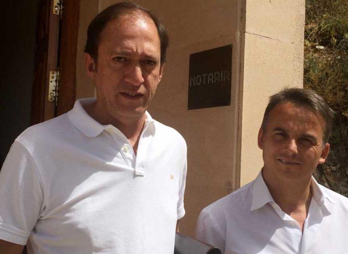 Los Hermanos de San Juan de Dios ceden su vivienda a beneficio de los mayores de la Residencia Virgen del Pinar de Cantalejo