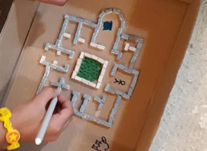 El Aula Arqueológica de Aguilafuente desarrolla su quinto ciclo de talleres educativos