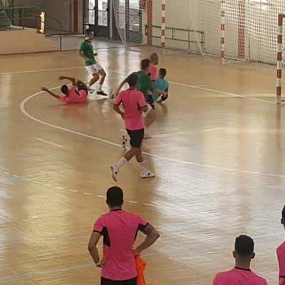 El FS Cuéllar Cojalba empata ante el Zamora de Alberto Grande en la última prueba de pretemporada