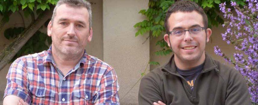 Víctor Sanz y Luis Ramos presentan en Cantalejo un disco-libro con 34 piezas del folklore tradicional segoviano