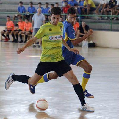 El FS Cuéllar juvenil busca en Ciudad Rodrigo sus primeros puntos en la liga