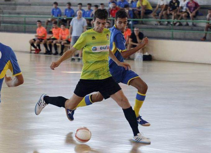 Benavente espera al FS Cuéllar juvenil en un duelo de necesitados