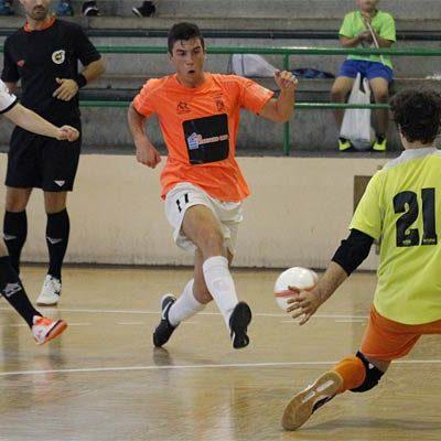 Los equipos de categoría nacional de FS Cuéllar juegan hoy en casa