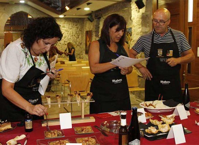 El jurado profesional degustó las tapas del Concurso de San Miguel