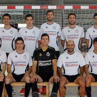 El Racing Cuéllar es líder tras vencer al Medinense y hoy visita la pista del Atlético Bembibre