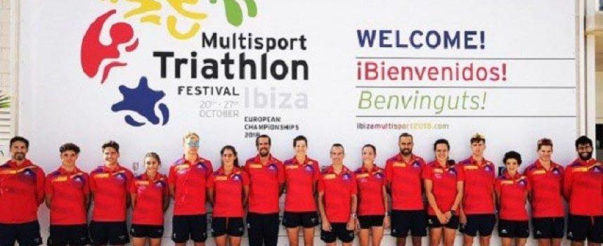 Marina Muñoz compite hoy en los Campeonatos de Europa Multideporte de Ibiza