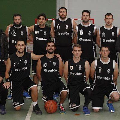 El Club Baloncesto Cuéllar se presenta el domingo ante su afición