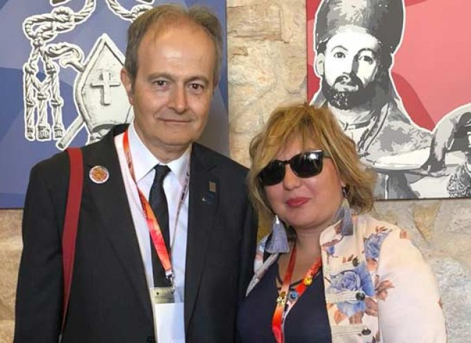 Los belenistas de Cuéllar presentes en el 56 Congreso Nacional Belenista