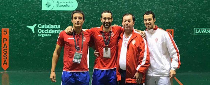 Carlos Baeza Gozalo se proclama subcampeón del mundo de pala corta