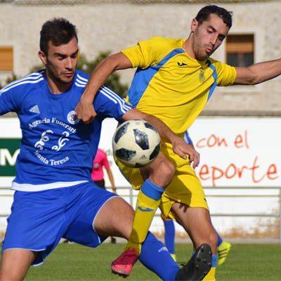 Higinio y el trabajo defensivo otorgan el primer triunfo al CD Cuéllar(1-0)