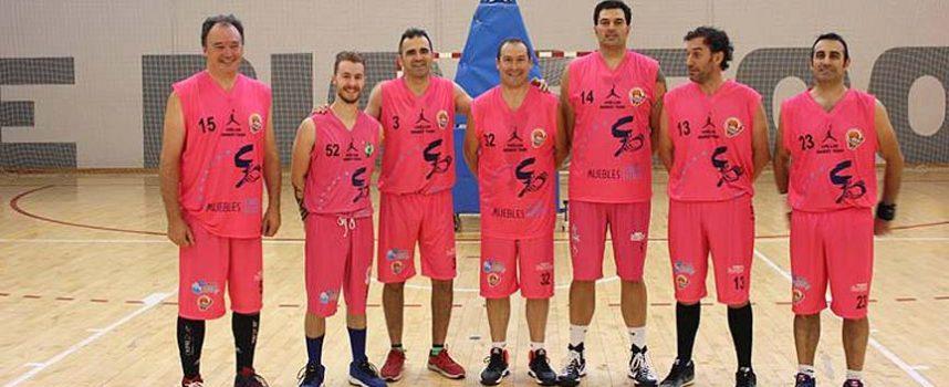 Cuéllar Basket mantiene el liderato del grupo tras vencer en Medina de Rioseco