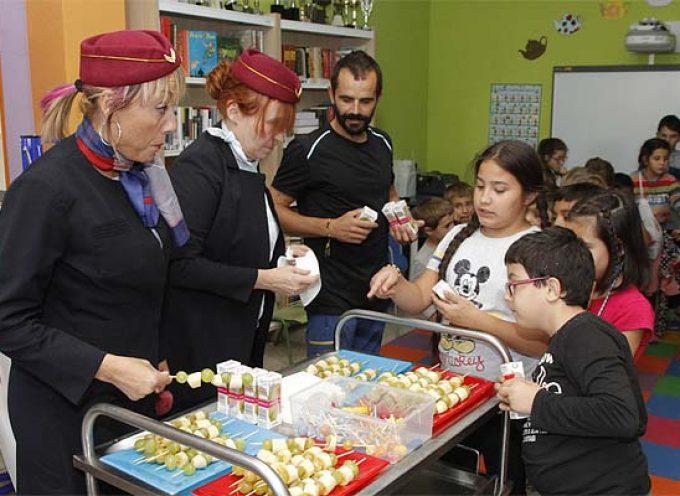 El CEIP San Gil invita a alumnos y familias a recorrer el mundo desde su biblioteca
