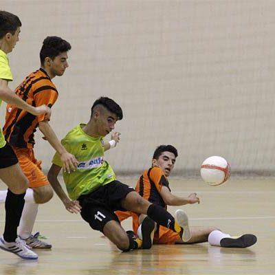 El FS Cuéllar juvenil se prepara para enfrentarse al Tierno Galván tras caer frente al Alhambra Guijuelo