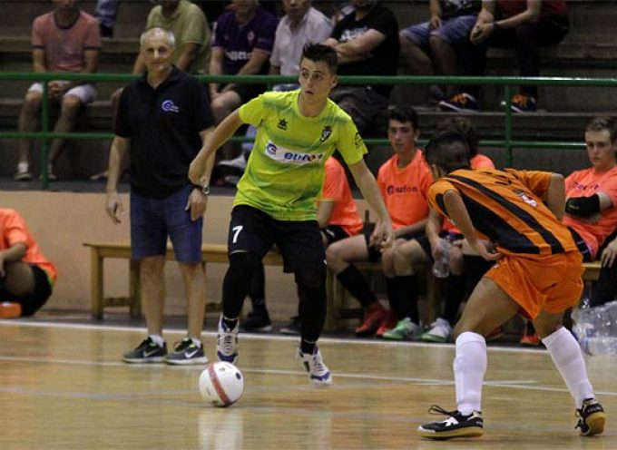 Derbi provincial en la División de Honor Juvenil entre el FS Eufón Cuéllar y Valverde