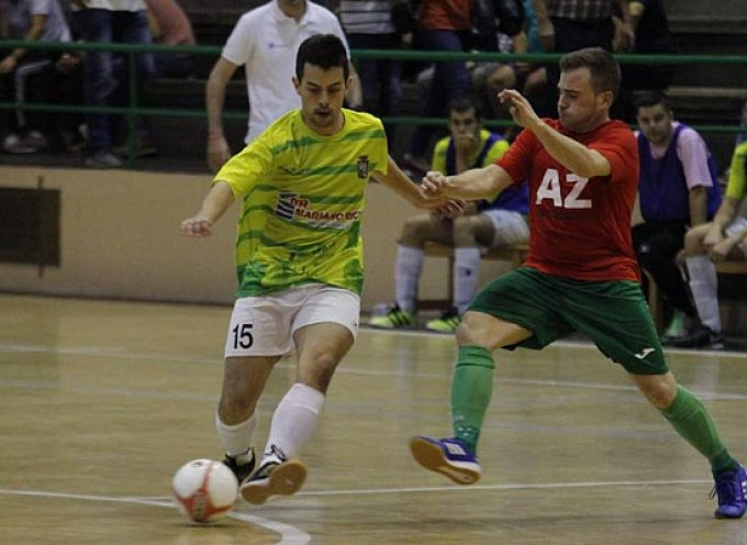 El FS Cuéllar se desplaza a Alicante para enfrentarse al Futsal Ibi