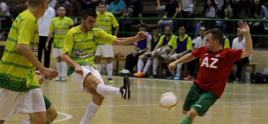 El FS Cuéllar busca zanjar el mal comienzo liguero frente al Laskorain de Tolosa